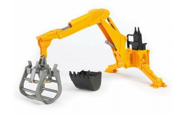 Виды навесного оборудования для строительной техники