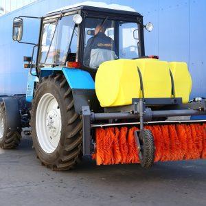 Щетки дорожные на трактор