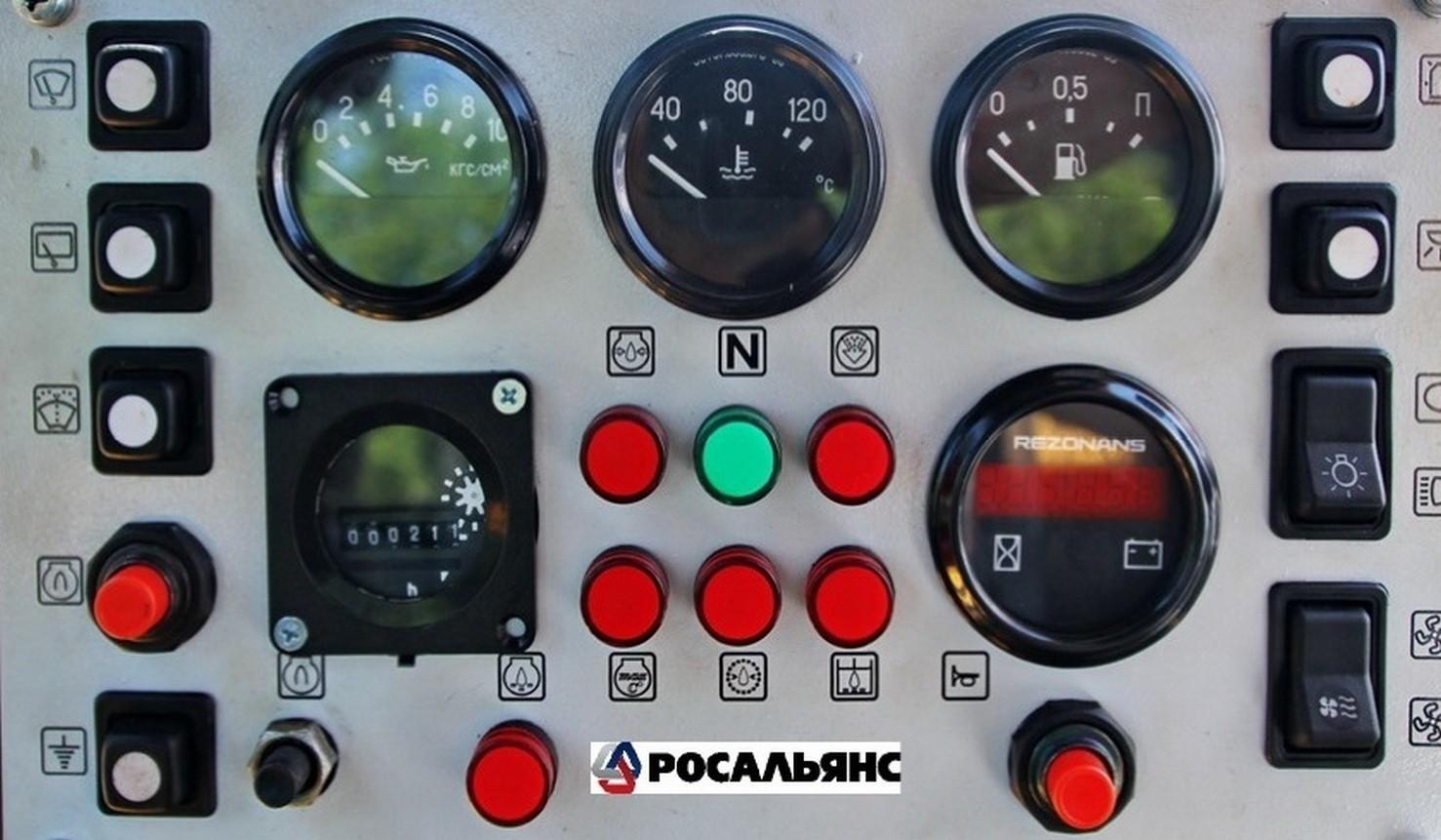 Б10 Стандарт приборная панель